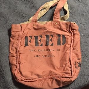 FEED Projects tote bag
